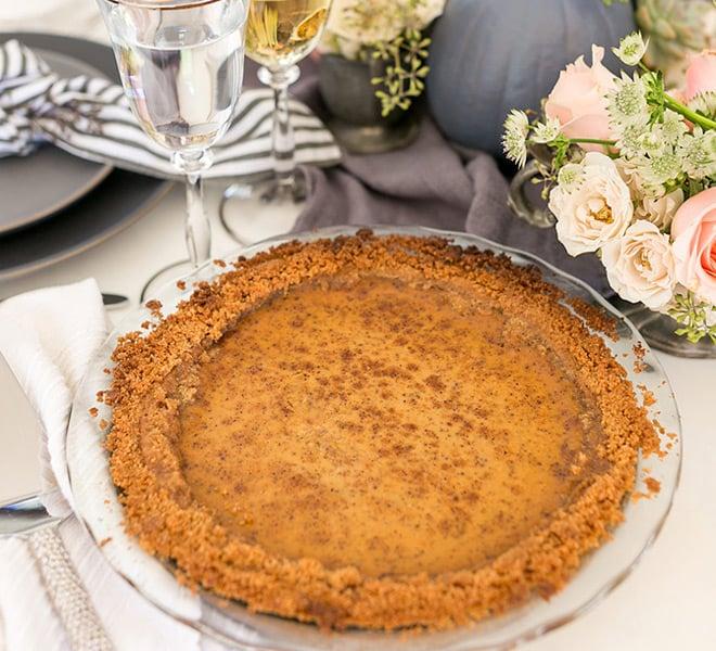 Recipe Box: My Perfect Pumpkin Pie