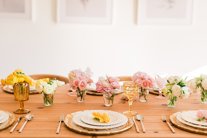 The prettiest fall tablescape by Kate Martindale
