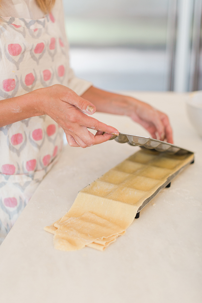 How to make fall ravioli at home