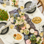 Inspired Idea: A Pastel Pumpkin Tablescape