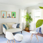 Home Makeover: Our Editor's Living Room Redo