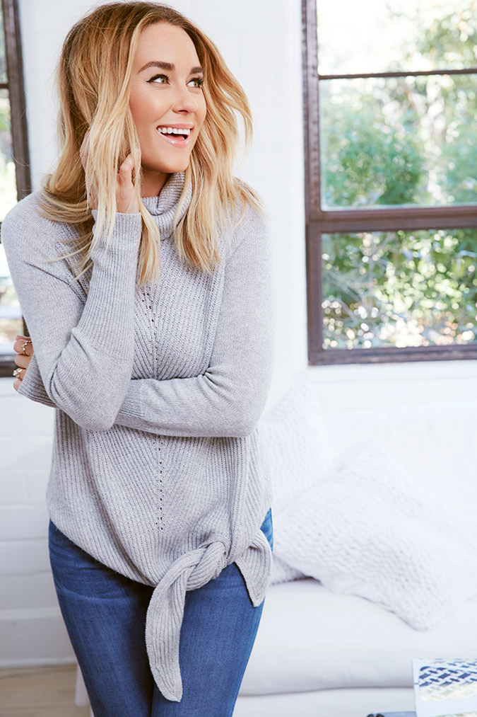 Lauren Conrad's December 2016 collection for Kohl's