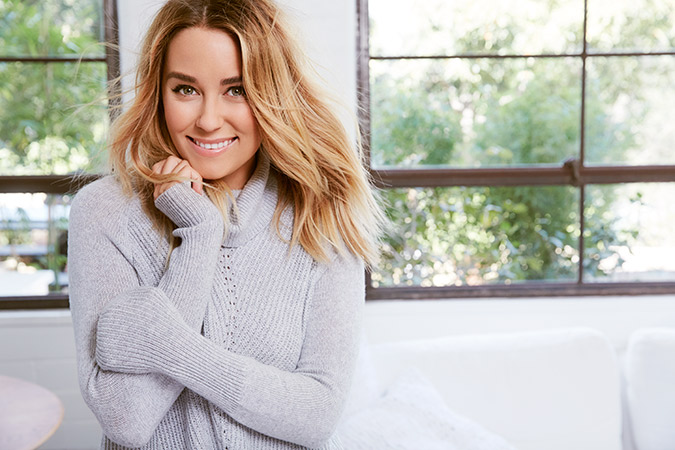 Get a first look at Lauren Conrad's collection for Kohl's this December