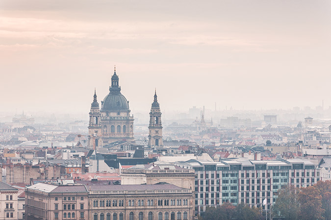 Budapest travel guide featuring Serena of FindUsLost