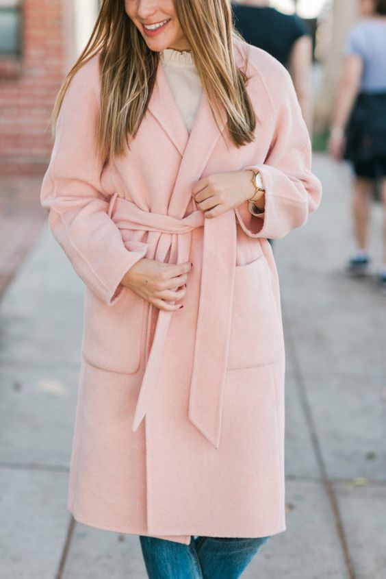 December Style Tips: Paint the Town Pink