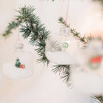 Deck the Halls: DIY Snow Globe Ornaments