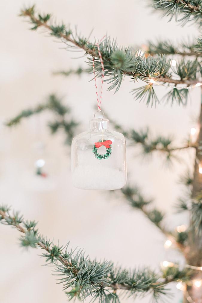 The cutest Christmas DIY