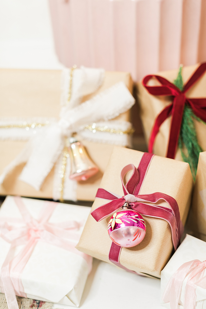 the cutest wrapped gifts