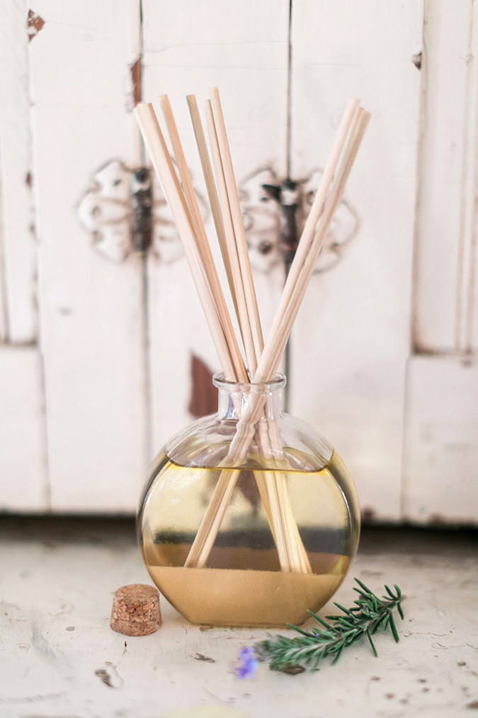 DIY scent diffuser