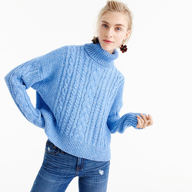J. Crew Turtleneck