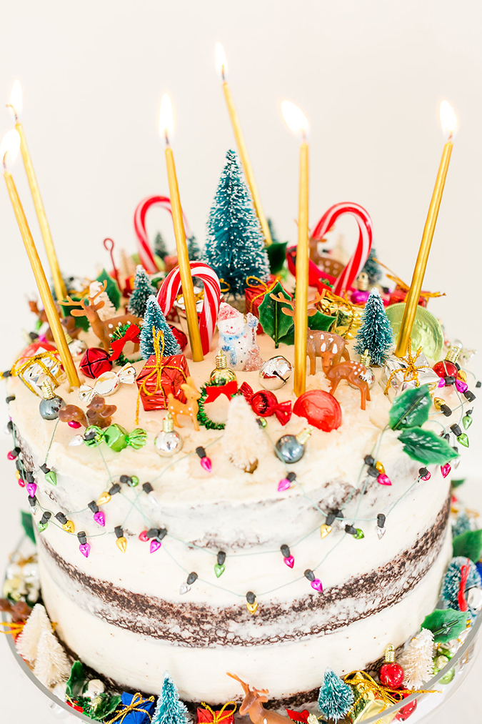 Edible Obsession: Holiday Cake Decorating Ideas - Lauren ...