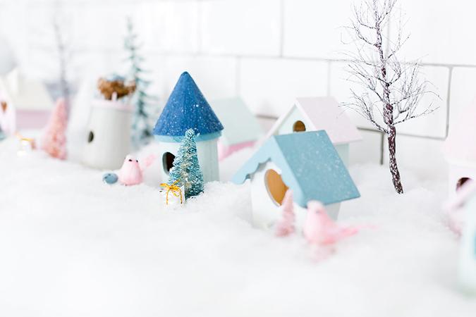 the sweetest pastel village