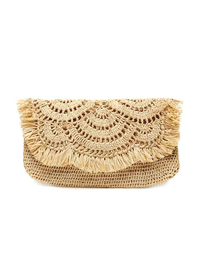 The Little Market Large Tropical Clutch