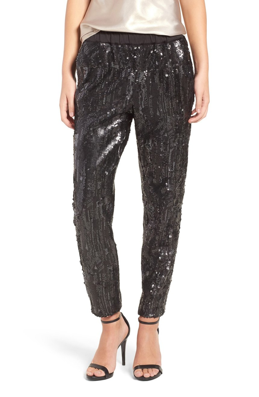 Trouvé Shay Sequin Pants