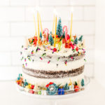 Edible Obsession: Holiday Cake Decorating Ideas