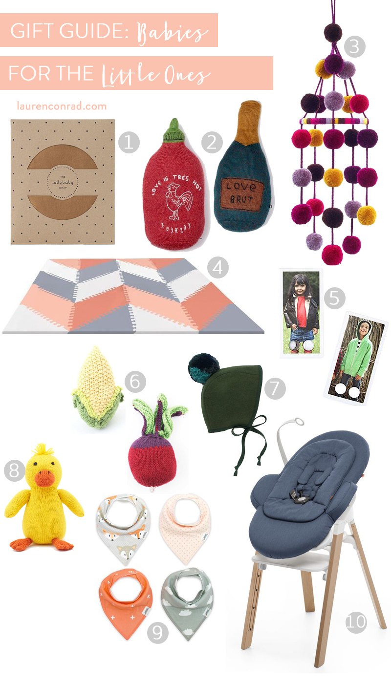 babies gift guide