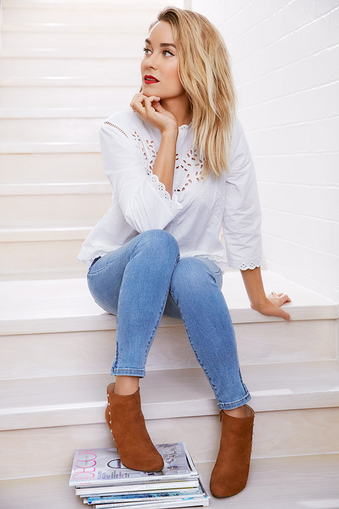 Lauren Conrad's latest collection for Kohl's