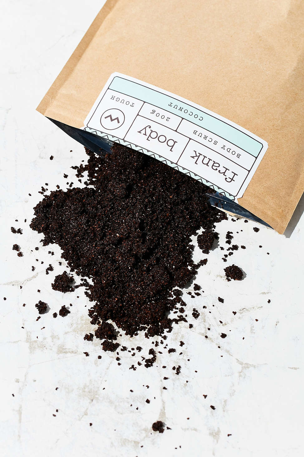 Frank Coffee Coconut Scrub