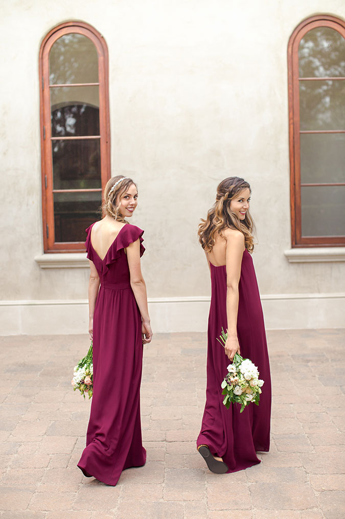 how to save on your big day, featuring Paper Crown bridesmaids