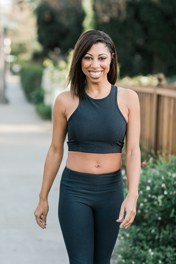 The chicest workout apparel by Outdoor Voices