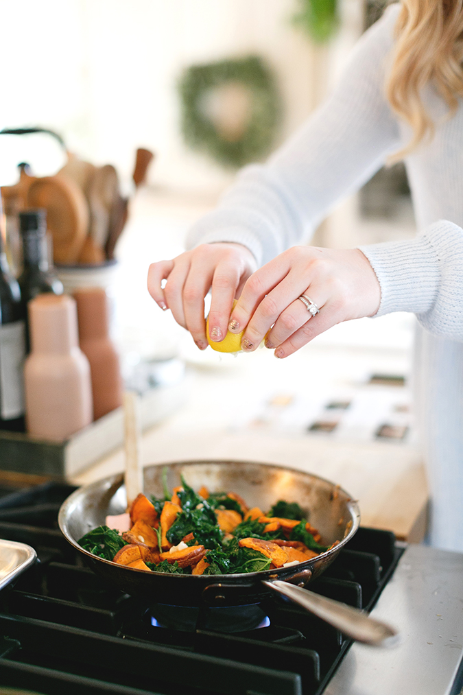 Team LC's experience with Blue Apron and eating healthier at home