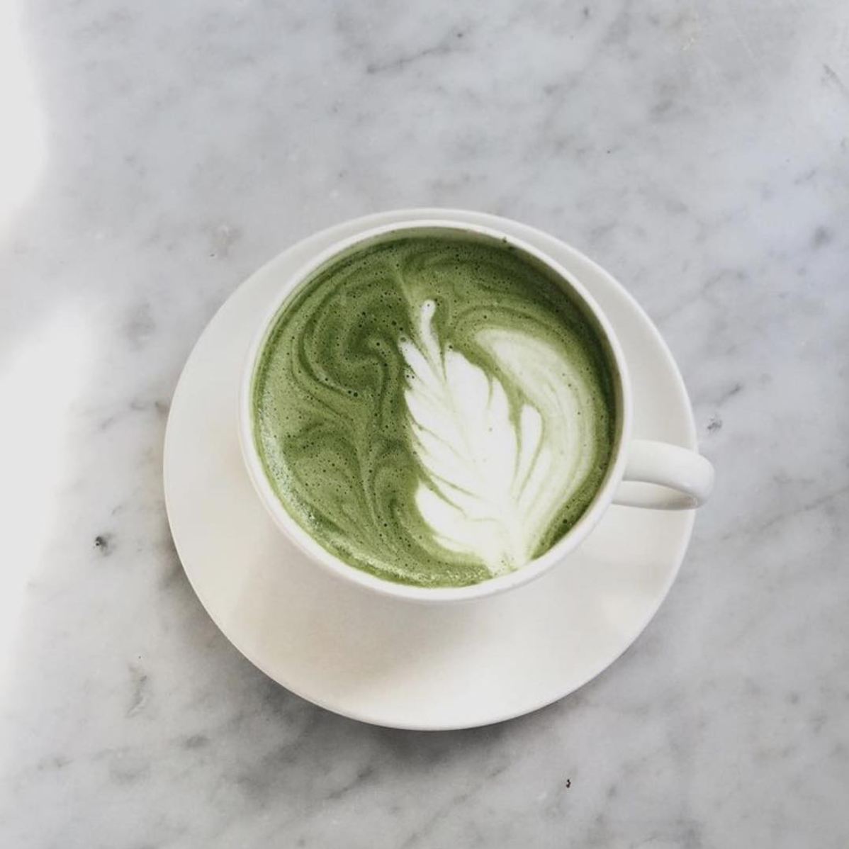 Learn more about the benefits of sipping matcha