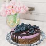 Recipe Box: Raw Vegan Blueberry Cheesecake