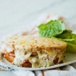 Recipe Box: Classic Croque Monsieur with Romaine Salad