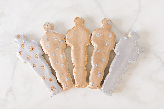 Oscar Party Photos further Edible Obsession Awards Season Metallic Sugar Cookies furthermore Oscar Party Desserts likewise I Thought I Was Too Ugly To Be An Actress Meryl Streep Speaks About Her Insecurities further Oscar Award Party Ideas. on oscar awards cookie cutter