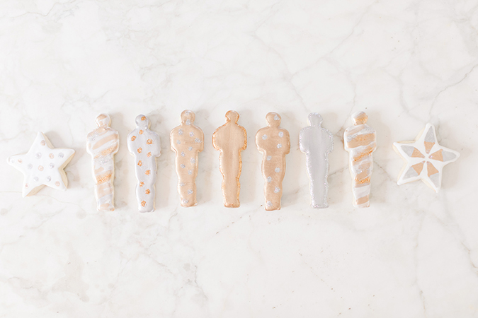 Sugar cookies fit for Awards Season