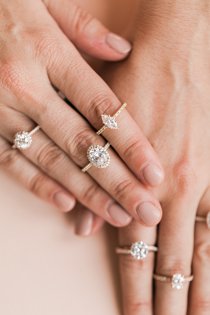Wedding Bells How To Design Your Own Engagement Ring Lauren Conrad
