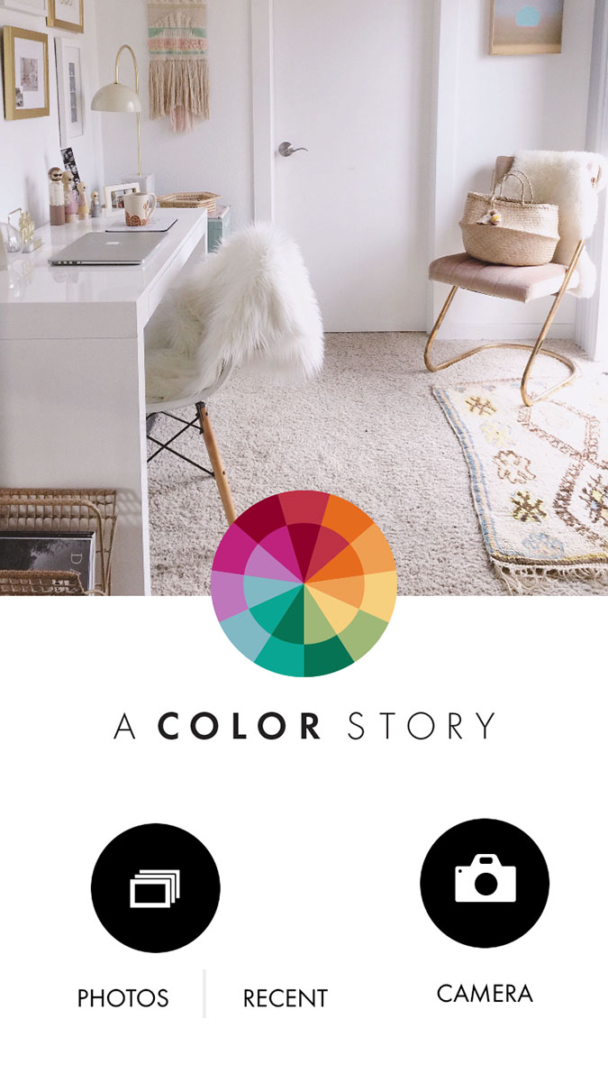 A Color Story Photo Editing App, Free