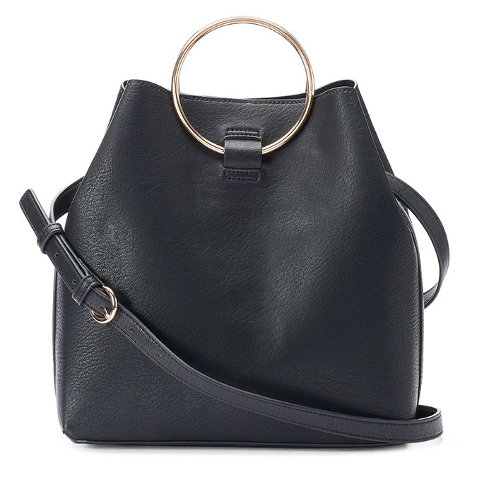 LC Lauren Conrad Large Bucket Bag