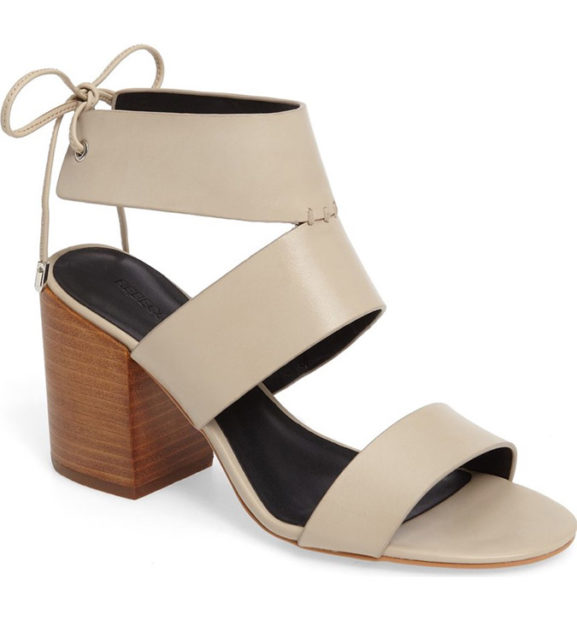 Rebecca Minkoff 'Christy' Ankle Cuff Sandals