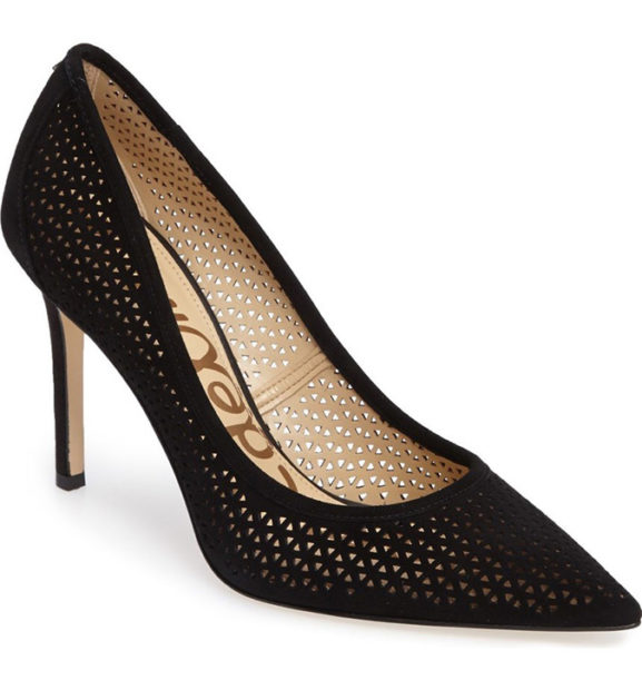 Sam Edelman Pointed Toe Pump