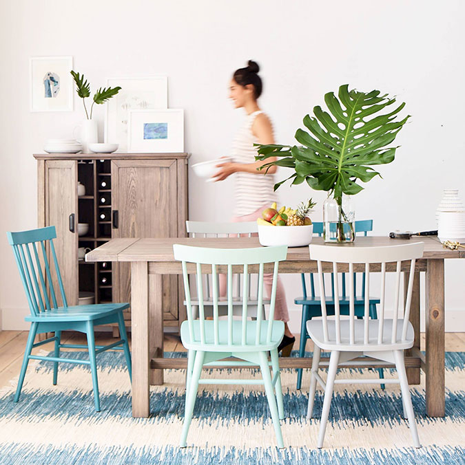 Target Windsor Dining Chairs