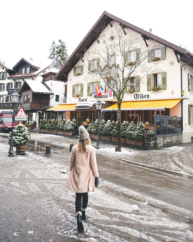 Strolling through Switzerland