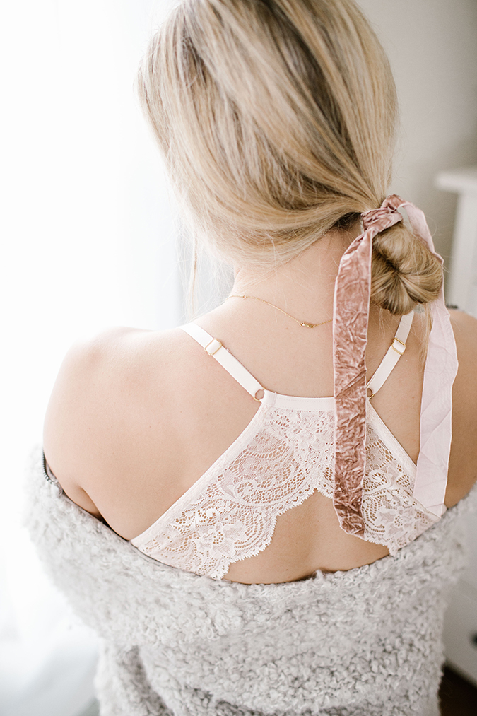 The perfect bra to wear with your loungewear from ThirdLove
