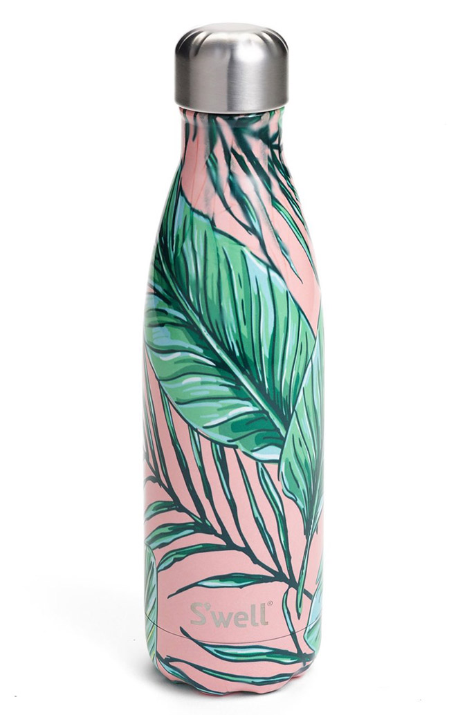 S'well Palm Beach Water Bottle