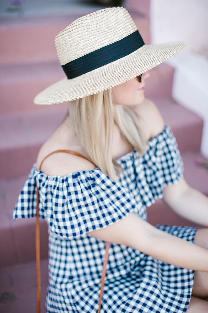 the cutest gingham pieces for the season