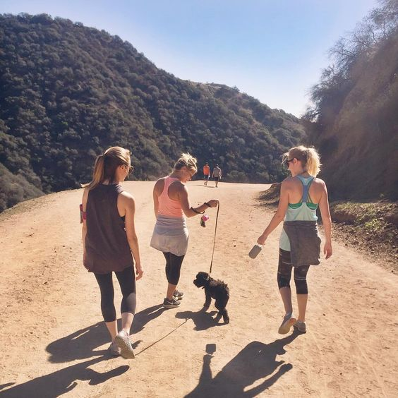 Best hiking and workouts in WeHo