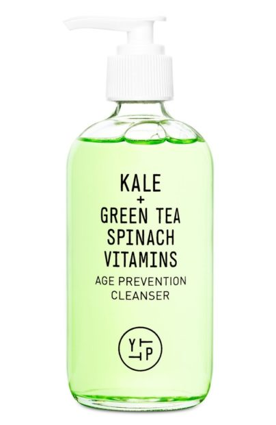 Youth to the People Kale and Green Tea Spinach Age Prevention Cleanser