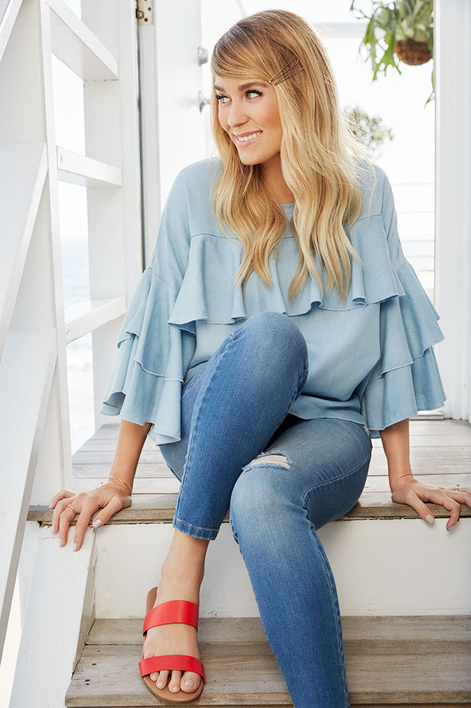 LC Lauren Conrad April Collection