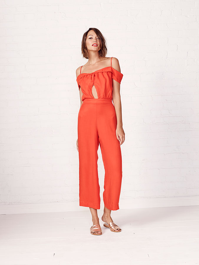 Paper Crown Sedona Jumpsuit