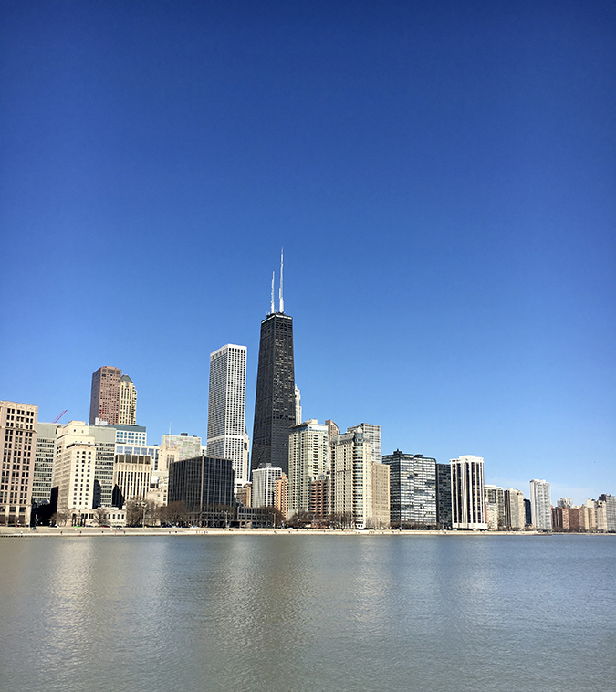 Chicago City Guide via Caitlin Lee
