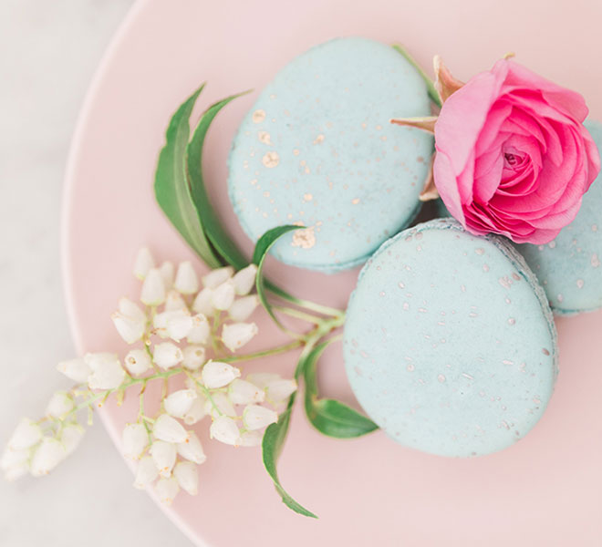 Edible Obsession: Easter Egg Macarons