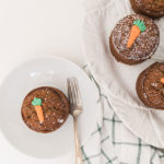 Edible Obsession: Mini Carrot Cakes