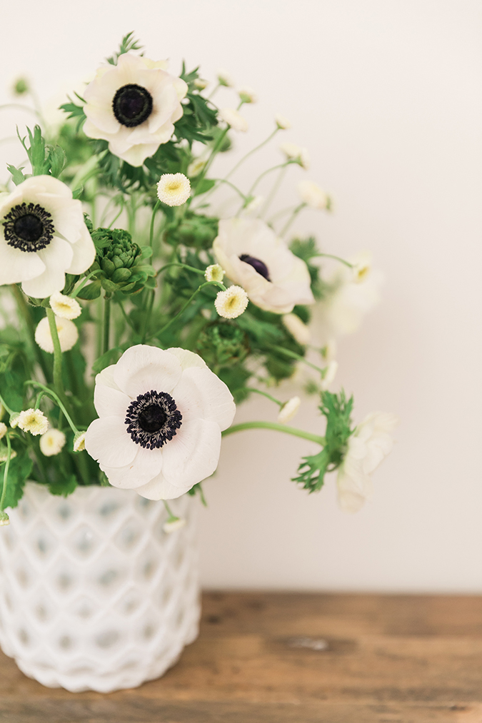 how to make growing flower arrangements