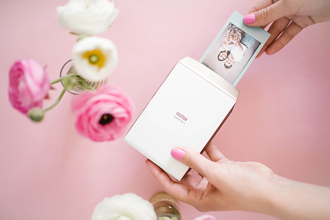 Fujifilm printer, to ask your girls to be your bridesmaids