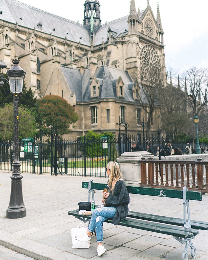 Paris travels via Find Us Lost on LaurenConrad.com